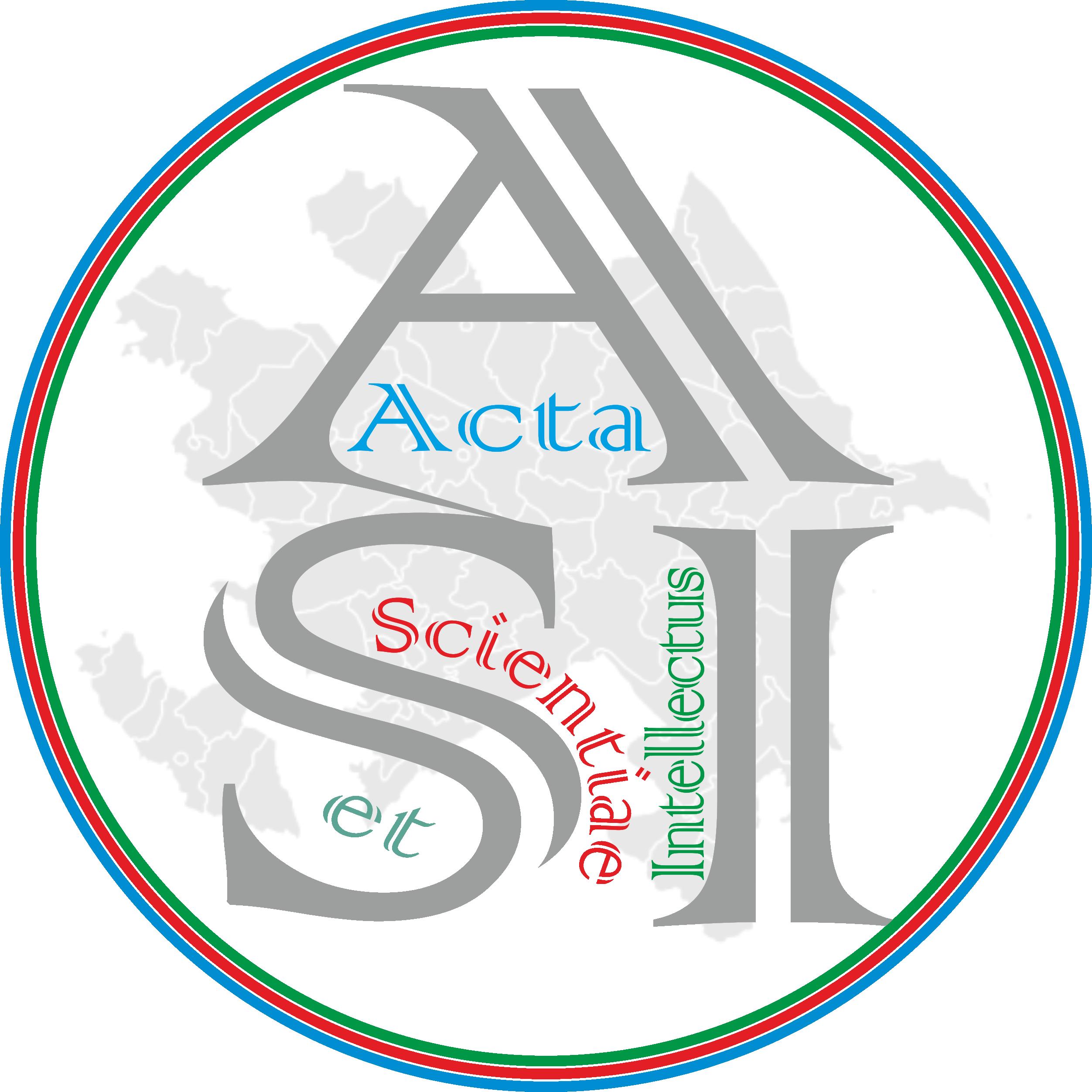 Acta Sci. Intell.