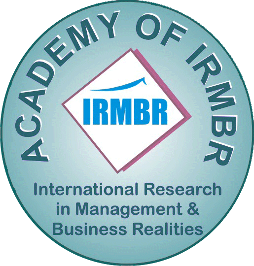 international review of business research papers journal The journal publishes research papers in the fields of management, marketing   banking, accounting, human resources management, international business,  hotel and  ijbss publishes original papers, review papers, conceptual  framework,.