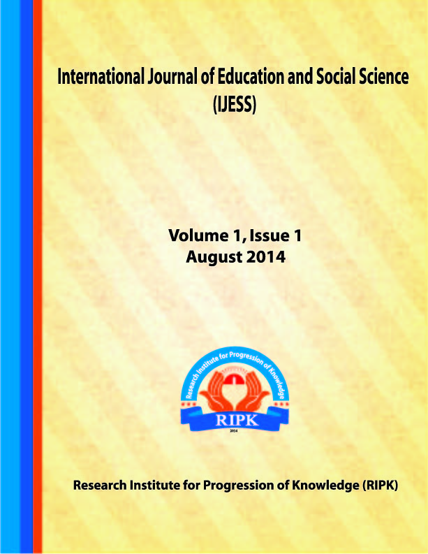 The journal is published both in print and online versions.