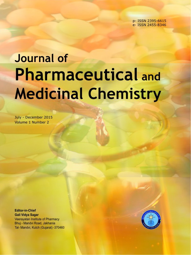 medicinal chemistry research articles Now focus his research field at medicinal chemistry, and has published more than 600 articles and applied for 160 patents close regional editors patrick dallemagne.