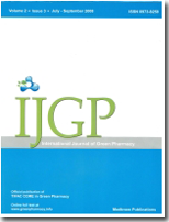 International Journal of Green Pharmacy