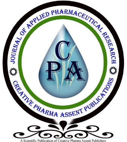 Journal of Applied Pharmaceutical Research