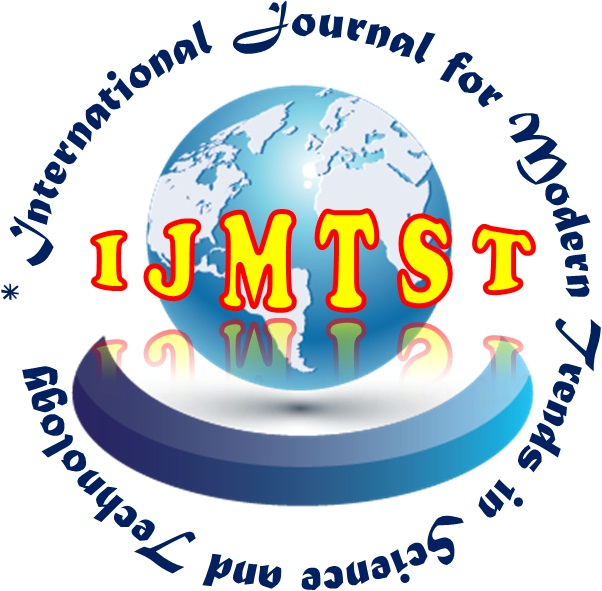 International Journal for Modern Trends in Science and Technology (IJMTST)