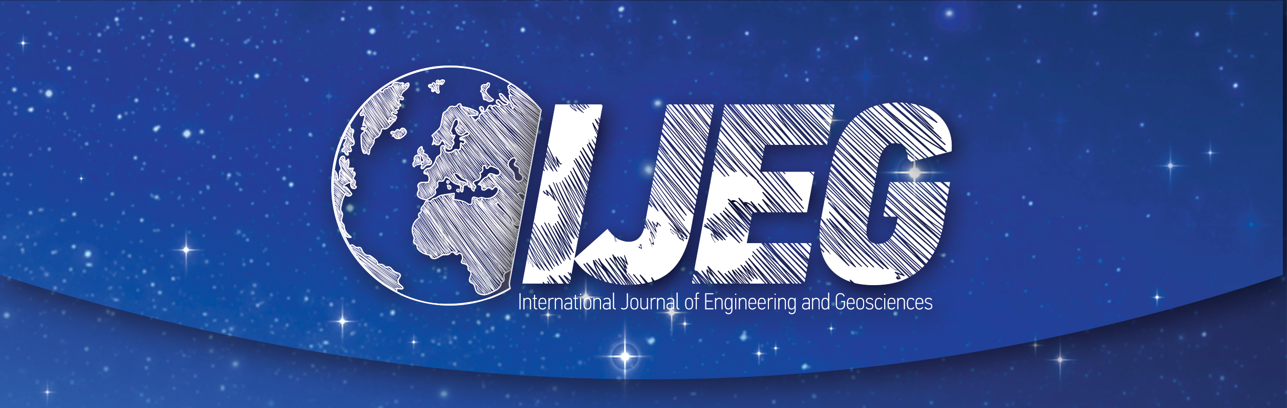 International Journal of Engineering and Geosciences