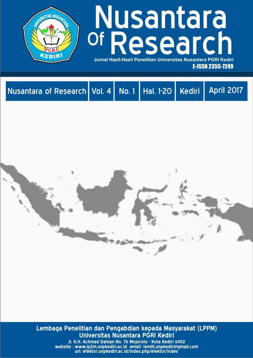 Nusantara of Research