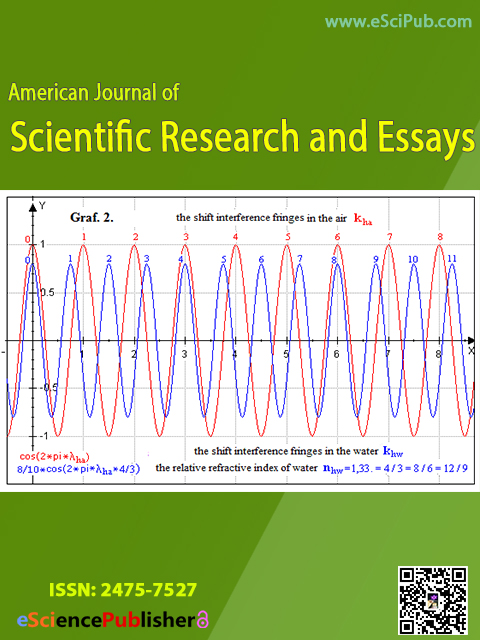 American Journal of Scientific Research and Essays