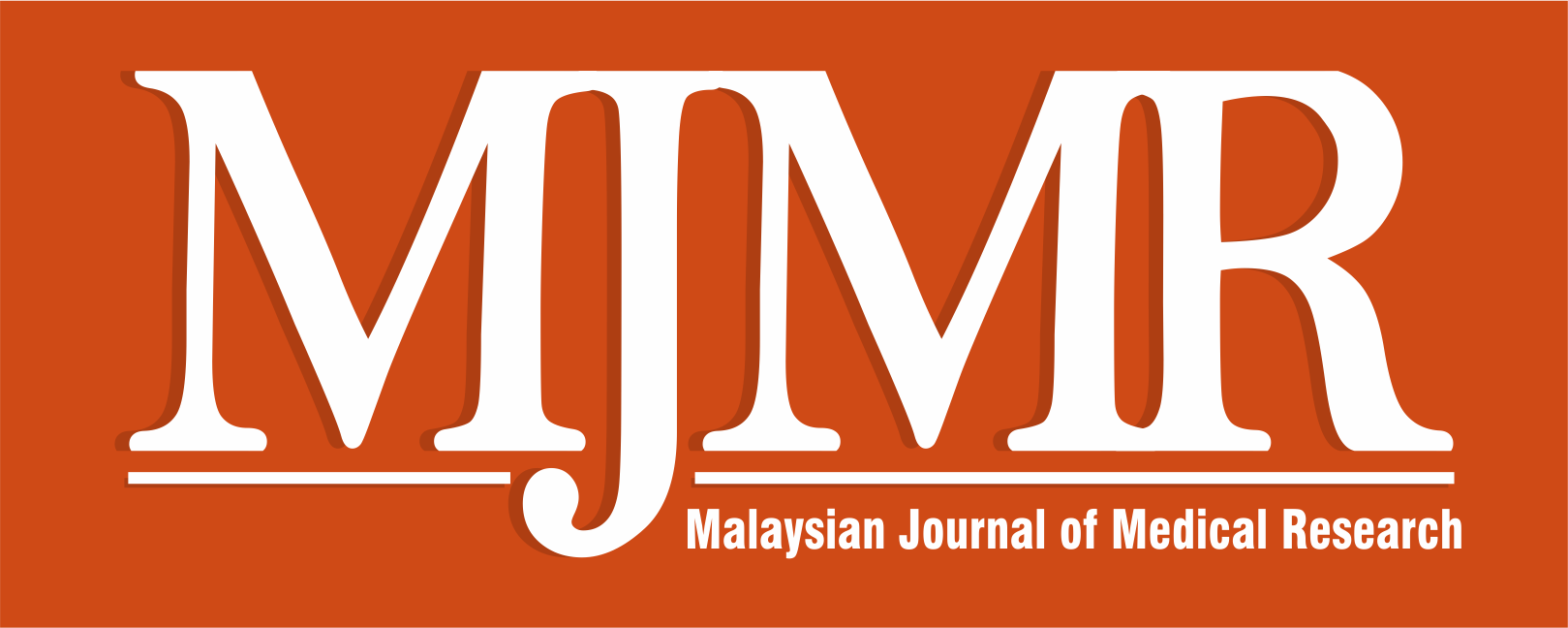 Malaysian Journal of Medical Research