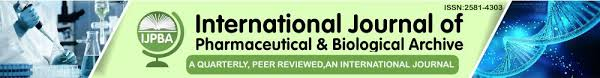 International Journal of Pharmaceutical & Biological Archive