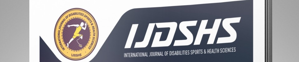 International Journal of Disabilities Sports &Health Sciences
