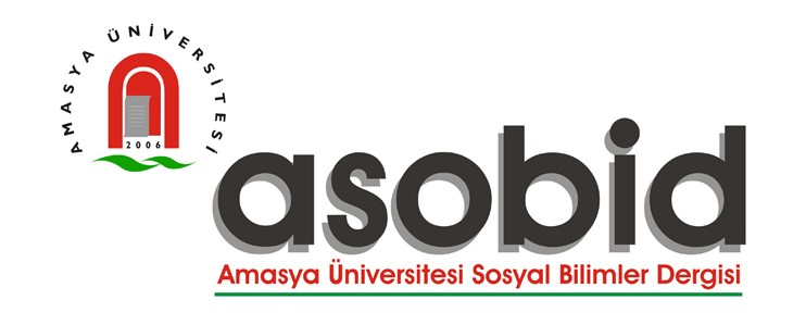 Amasya University Journal of Social Sciences