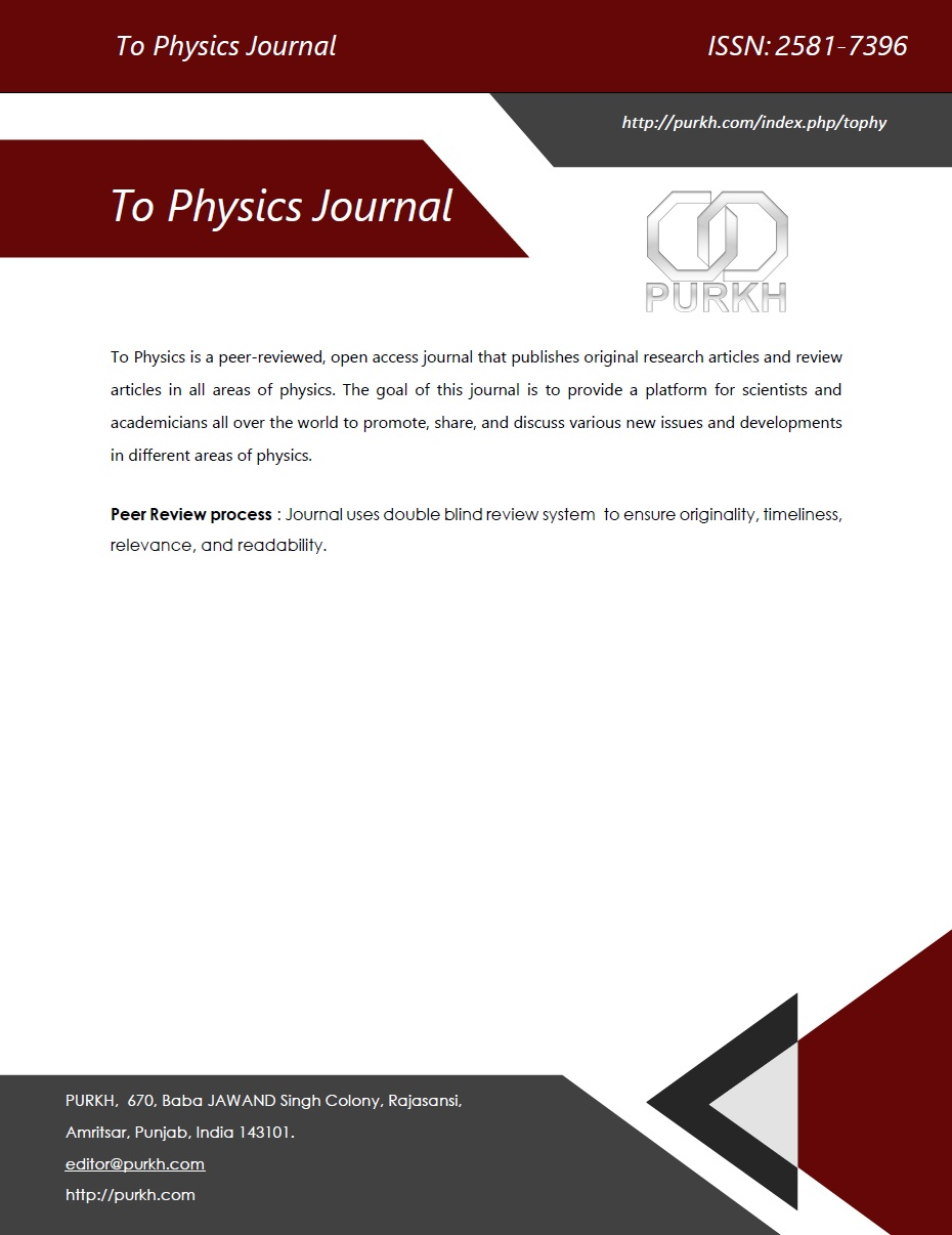 To Physics Journal