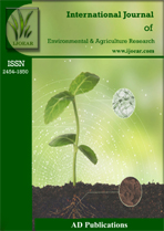 Agriculture Journal: IJOEAR