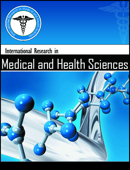 International Research In Medical And Health Sciences